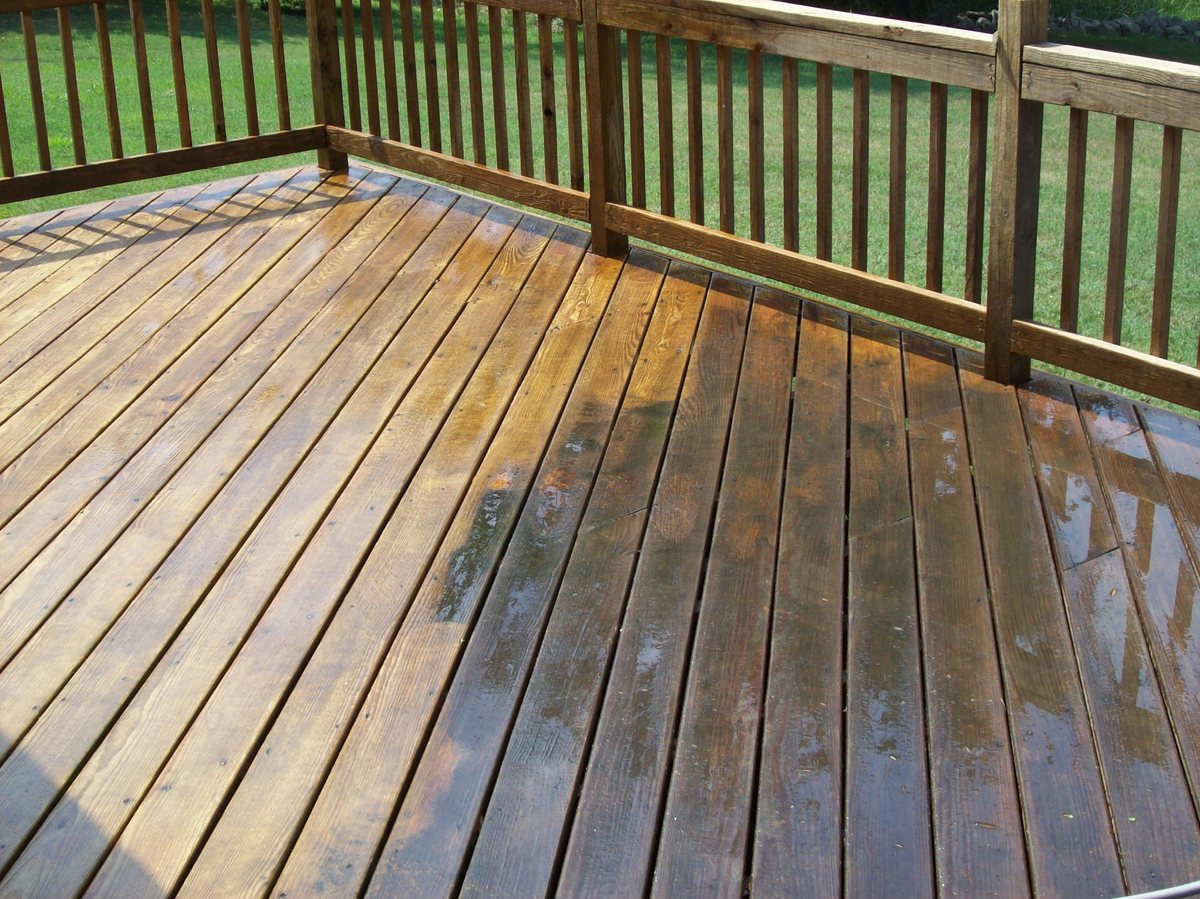 Deck Restoration in Portland, Oregon